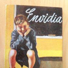 Libros de segunda mano: ENVIDIA. MIGUEL DELIBES. 1ª EDICION EN PULGA. 1955. . Lote 38029117