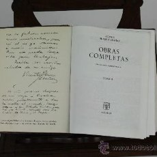 Libros de segunda mano: 5863 - VICENTE BLASCO IBAÑEZ OBRAS COMPLETAS. EDIT. AGUILAR. 1965. TOMO II.. Lote 38529651
