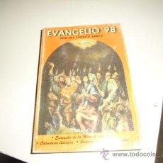 Libros de segunda mano: G-65 LIBRO EVANGELIO 98 AÑO DEL ESPIRITU SANTO. Lote 38572820