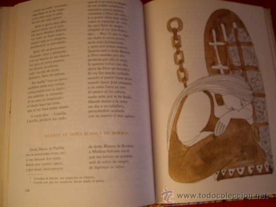 Libros de segunda mano: SELECCION DE ROMANCES - EVEREST 1974 - - Foto 3 - 38638199