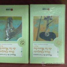 Libros de segunda mano: DON QUIJOTE DE LA MANCHA. Lote 38815340