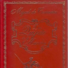 Libros de segunda mano: CERVANTES: EL INGENIOSO HIDALGO DON QUIJOTE DE LA MANCHA. ED. ÍNTEGRA CON GRABADOS DE GUSTAVO DORÉ.. Lote 38896672