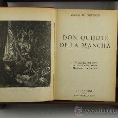 Libros de segunda mano: 3689- DON QUIJOTE DE LA MANCHA. CERVANTES. EDIT. J. PEREZ DEL HOYO. 1977.. Lote 38952708