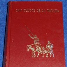 Libros de segunda mano: EL INGENIOSO HIDALGO DON QUIJOTE DE LA MANCHA - EDITORIAL J. PEREZ DEL HOYO (1968). Lote 39668388