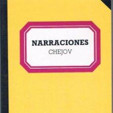 Libros de segunda mano: NARRACIONES. CHEJOV.. Lote 39722417