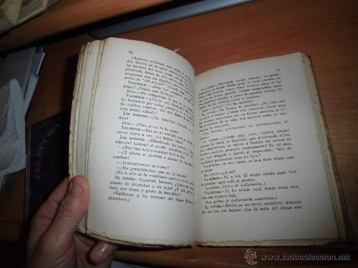 Libros de segunda mano: LOS ESPECTROS LEONIDAS ANDREIEV .-COLECCION UNIVERSAL Nº 104-105.-ESPASA CALPE 1953 - Foto 4 - 39765725