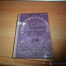 Libros de segunda mano - PERIBAÑEZ Y EL COMENDADOR DE OCAÑA .-LOPE DE VEGA COLECCION UNIVERSAL Nº 1067-1068-ESPASA CALPE 1953 - 39765788