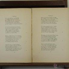 Libros de segunda mano: 4013- L'ATLANTIDA. JACINTO VERDAGUER. EDICION DE EDUARDO JUNYET, 1946.. Lote 39852998