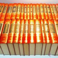 Libros de segunda mano: LOTE 38 TOMOS DE LA COLECCION BIBLIOTECA GRANDES EXITOS. EDICIONES ORBIS S.A. EDICION AÑO 83.VER. Lote 112200472