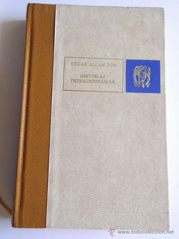 HISTORIAS EXTRAORDINARIAS DE EDGAR ALLAN POE. (Libros de Segunda Mano (posteriores a 1936) - Literatura - Narrativa - Clásicos)