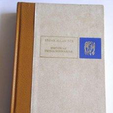 Libros de segunda mano: HISTORIAS EXTRAORDINARIAS DE EDGAR ALLAN POE. . Lote 40160606