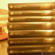 Libros de segunda mano: PREMIOS NOBEL-EDITORIAL PLANETA 1973-1974. 8 LIBROS. VER DESCRIPCIÓN. Lote 40184029