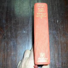 Libros de segunda mano: ELLERY QUEEN, NOVELAS ESCOGIDAS II, AGUILAR. Lote 40195404