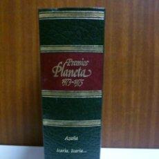 Libros de segunda mano: PREMIOS PLANETA 1973-1975 CARLOS ROJAS / XAVIER BENGUEREL / MERCEDES SALISACHS. Lote 40718375