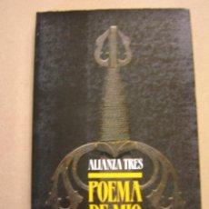 Libros de segunda mano: POEMA DE MÍO CID - VERSIÓN DE PEDRO SALINAS. Lote 40729582