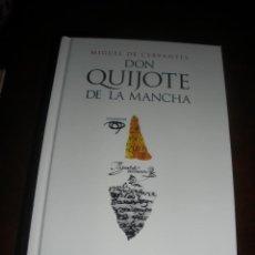 Libros de segunda mano: LIBRO DON QUIJOTE DE LA MANCHA ALFAGUARA EDICIÓN IV CENTENARIO. Lote 40759689