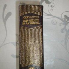 Libros de segunda mano: CERVANTES. DON QUIJOTE DE LA MANCHA. AGUILAR.1968. Lote 246241780