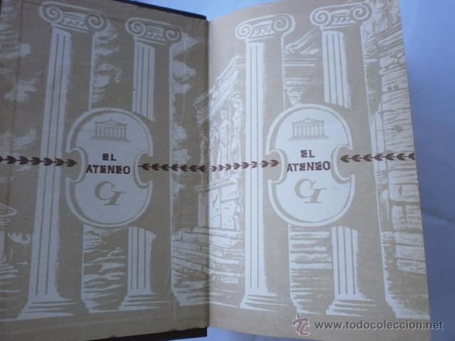 Libros de segunda mano: JUAN JACOBO ROUSSEAU OBRAS SELECTAS EDITA LIBRERIA ATENEO 1959 - Foto 2 - 41054425