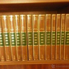 Libros de segunda mano: 15 LIBROS DE LA COLECCIÓN ANTOLOGÍA LITERARÍA 3ª ED. AÑO 1987. EDITORIAL PLANETA. Lote 41095903