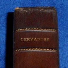 Libros de segunda mano: OBRAS COMPLETAS - MIGUEL DE CERVANTES SAAVEDRA - AGUILAR (7ª EDICIÓN 1946). Lote 41346495