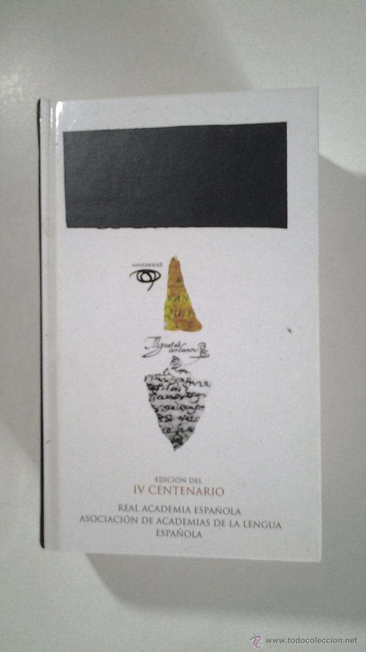 DON QUIJOTE DE LA MANCHA, MIGUEL DE CERVANTES SAAVEDRA (Libros de Segunda Mano (posteriores a 1936) - Literatura - Narrativa - Clásicos)
