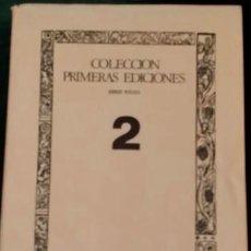 Libros de segunda mano: VIAJE DE LA TIERRA SANTA DE BERNARDO DE BREIDENBACH. Lote 42091402