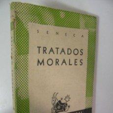 Libros de segunda mano - tratados morales,seneca,1943,austral nº 389,espasa calpe ed,ref austral 1 - 42661370