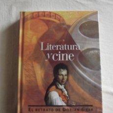 Livros em segunda mão: LITERATURA Y CINE - EL RETRATO DE DORIAN GRAY POR OSCAR WILDE . Lote 42667147