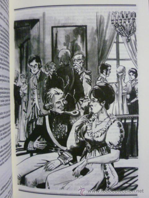 Libros de segunda mano: Guerra y Paz. - TOLSTOI, León: editors S.A - primera edición 1998 - ilustrado - Foto 6 - 220659916