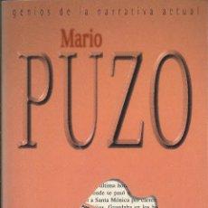 Libros de segunda mano: MARIO PUZO - EL ÚLTIMO DON. Lote 42923451
