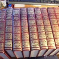 Libros de segunda mano: LOTE 9 PREMIOS NOBEL LITERATURA. TAPA DURA (LB11). Lote 43240790