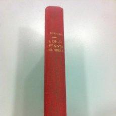 Libros de segunda mano: EL COLOR QUE CAYO DEL CIELO - H.P. LOVECRAFT - EDICIONES MINOTAURO - BUENOS AIRES - 1957 -. Lote 43494030