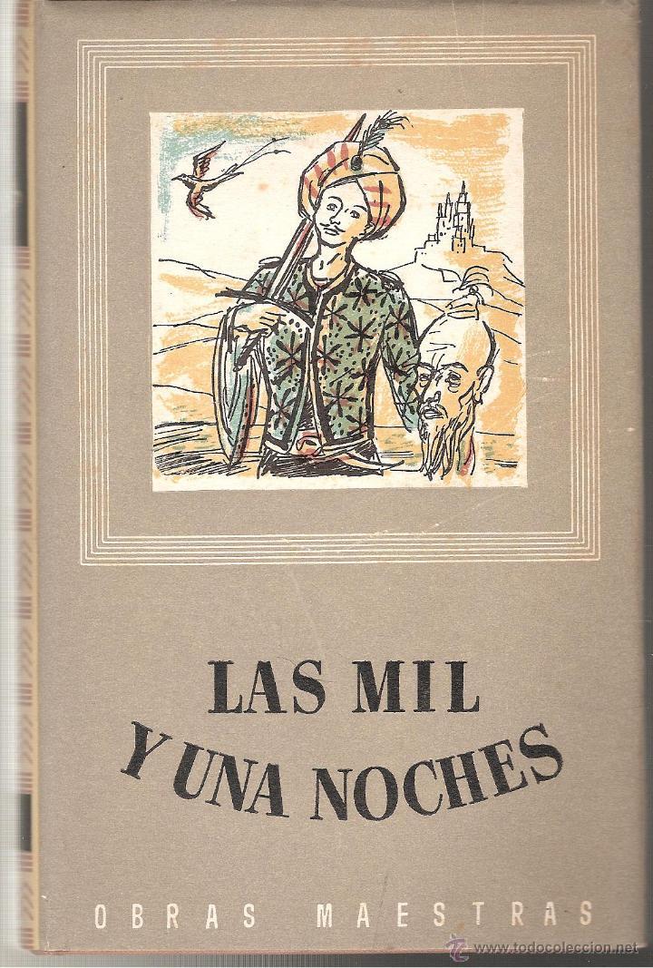 Libros de segunda mano: LAS MIL Y UNA NOCHES -TRES TOMOS- EDITORIAL IBERIA 1953 ----OCASION---- - Foto 3 - 43747485