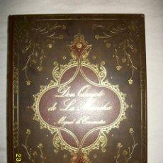 Libros de segunda mano: DON QUIJOTE DE LA MANCHA MIGUEL DE CERVANTES-TOMO II- EDICIONES JOVER. Lote 43942425