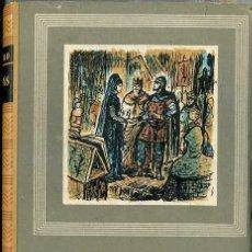 Libros de segunda mano: GUILLÉN DE CASTRO : COMEDIAS (IBERIA, 1961). Lote 43976272