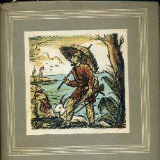 Libros de segunda mano: DANIEL DE FOE : ROBINSON CRUSOE (IBERIA, 1953). Lote 43976373