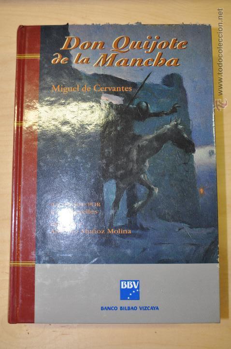 DON QUIJOTE DE LA MANCHA - MIGUEL DE CERVANTES (Libros de Segunda Mano (posteriores a 1936) - Literatura - Narrativa - Clásicos)