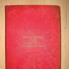 Libros de segunda mano: EL INGENIOSO HIDALGO DON QUIJOTE DE LA MANCHA. Lote 43991694