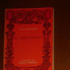 Libros de segunda mano: EL PATRAÑUELO, DE JUAN DE TIMONEDA. CASTALIA, 1971. . Lote 44109435