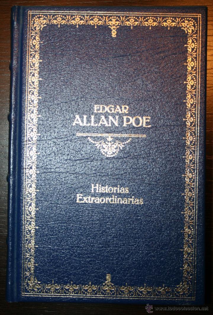 EDGAR ALLAN POE - HISTORIAS EXTRAORDINARIAS - CLUB INTERNACIONAL DEL LIBRO (Libros de Segunda Mano (posteriores a 1936) - Literatura - Narrativa - Clásicos)