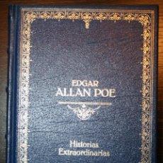 Libros de segunda mano: EDGAR ALLAN POE - HISTORIAS EXTRAORDINARIAS - CLUB INTERNACIONAL DEL LIBRO. Lote 238795760