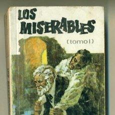 Libros de segunda mano: VICTOR HUGO - LOS MISERABLES TOMO 1 - EDITORIAL SOPENA 1967. Lote 44673415