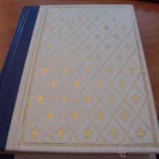 Libros de segunda mano: EL TARTUFO. EL ENFERMO IMAGINARIO (MOLIERE) TAPA DURA LUJO (LB14). Lote 44769202