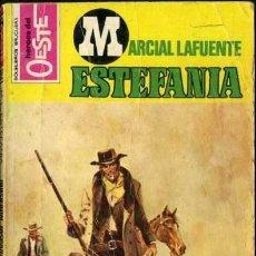 Libros de segunda mano: QUISIERON DISPARAR - AÑO 1975 - NOVELA ESTEFANIA DE BOLSILLO ORIGINAL - ES DEL OESTE. Lote 45089936