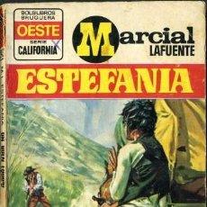 Libros de segunda mano: UN BUEN EQUIPO - AÑO 1974 - NOVELA ESTEFANIA DE BOLSILLO ORIGINAL - ES DEL OESTE. Lote 144438502