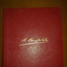 Livros em segunda mão: OBRAS COMPLETAS: NOVELAS Y MISCELÁNEAS, BENITO PÉREZ GALDOS (TOMO III). Lote 45109338