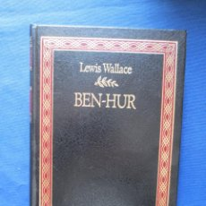 Libros de segunda mano: BEN-HUR DE LEWIS WALLACE - OCEANO. Lote 45134903