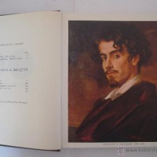Libros de segunda mano: GUSTAVO A. BECQUER. LEYENDAS. NARRACIONES.CARTAS.RIMAS. ED. CARROGGIO 1977. FOLIO. Lote 45324721