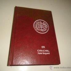 Libros de segunda mano: PREMIO PLANETA 1974 ICARIA ICARIA XAVIER BENGUEREL BAL47. Lote 45337912