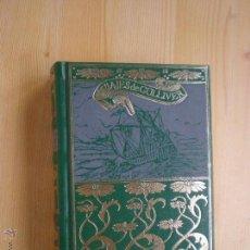Libros de segunda mano: VIAJES DE GULLIVER - JONATHAN SWIFT. Lote 45407685